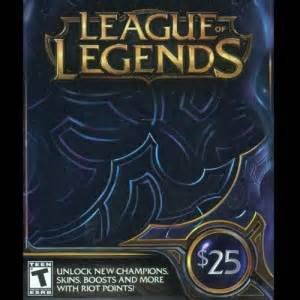 Codici League Of Legends