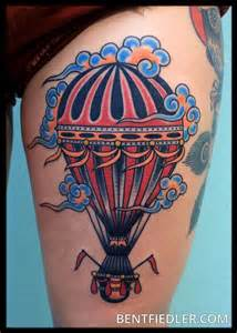 Mongolfiere Tattoo